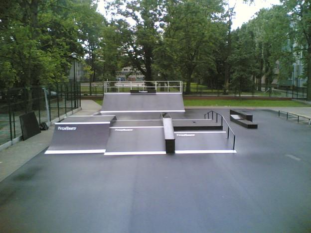 Skatepark w Świnoujściu