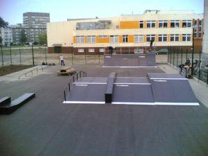 Skatepark w Świnoujściu 11