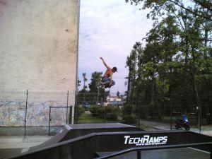 Skatepark w Świnoujściu 12