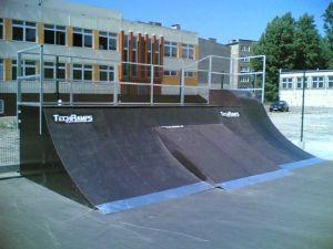 Skatepark w Świnoujściu 14