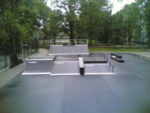 Skatepark w Świnoujściu 3