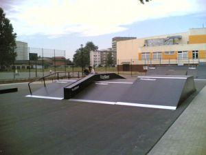Skatepark w Świnoujściu 9