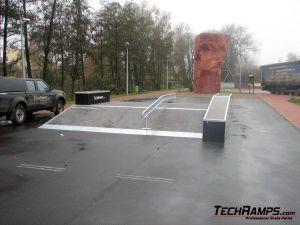 Skatepark w Szczercowie - 1