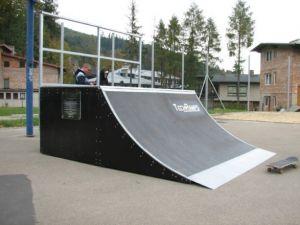 Skatepark w Szczyrku 4
