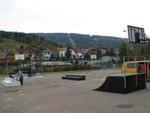 Skatepark w Szczyrku 5