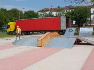 Skatepark w Tarnowie 3