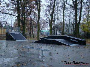 Skatepark w Tarnowie Podgórnym - 1