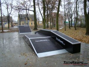 Skatepark w Tarnowie Podgórnym - 2