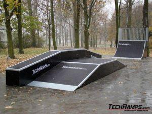 Skatepark w Tarnowie Podgórnym - 3