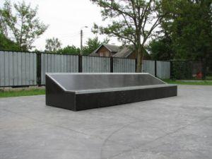 Skatepark w Tłuszczu 4