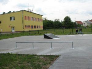 Skatepark w Tłuszczu 5