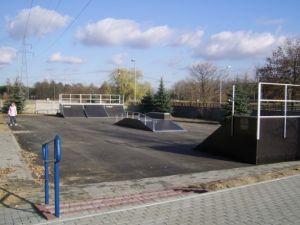 Skatepark w Tomaszowie Mazowieckim 3