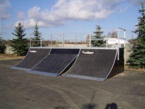 Skatepark w Tomaszowie Mazowieckim 4