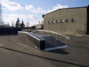 Skatepark w Tomaszowie Mazowieckim 5