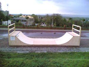 Skatepark w Trzebinii 1
