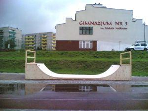Skatepark w Trzebinii 2