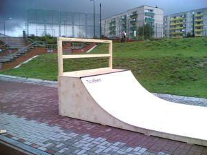 Skatepark w Trzebinii 3