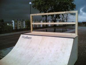 Skatepark w Trzebinii 4