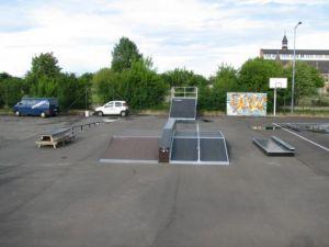 Skatepark w Turku 12