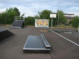 Skatepark w Turku 14