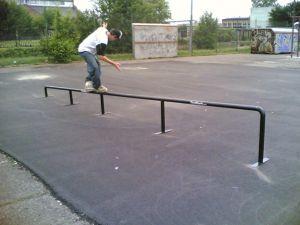Skatepark w Turku 4