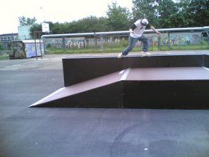 Skatepark w Turku 5