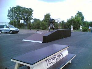 Skatepark w Turku 9