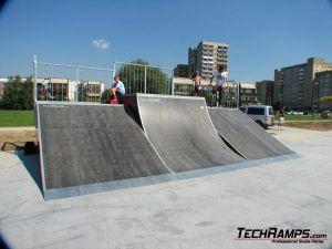 Skatepark w Tychach - 1