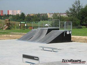 Skatepark w Tychach - 12
