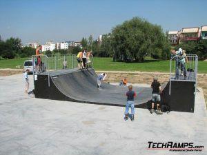 Skatepark w Tychach - 13