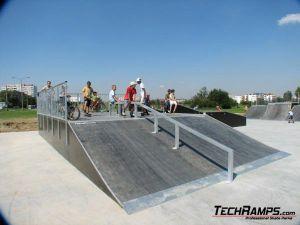 Skatepark w Tychach - 15