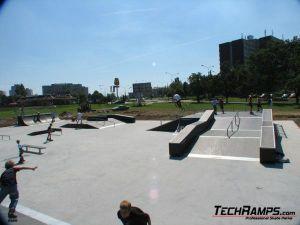 Skatepark w Tychach - 2