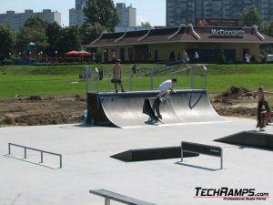 Skatepark w Tychach - 5