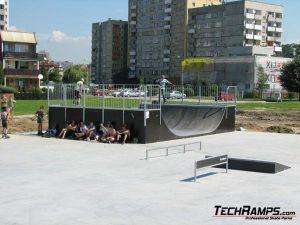 Skatepark w Tychach - 7