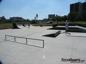 Skatepark w Tychach - 8