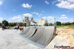 Skatepark w Tychach - raiderzy - 10