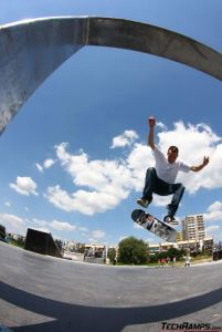 Skatepark w Tychach - raiderzy - 4