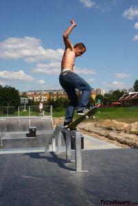 Skatepark w Tychach - raiderzy - 6