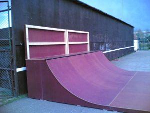 Skatepark w Ustce 4
