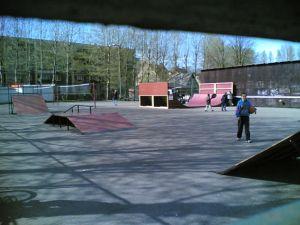Skatepark w Ustce 5