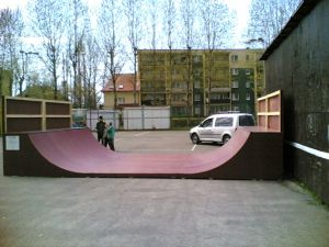 Skatepark w Ustce 7