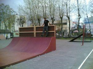 Skatepark w Ustce 8