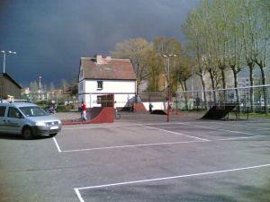 Skatepark w Ustce 9