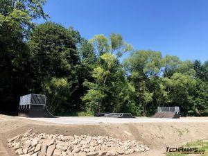 Skatepark w Ustroniu