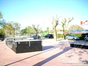 Skatepark w Villarejo_1