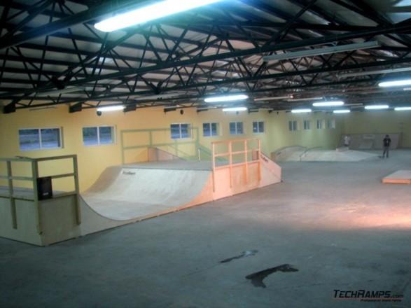 Skatepark w Wałbrzychu