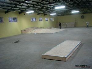 Skatepark w Wałbrzychu 2