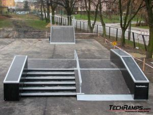 Skatepark w Warce - 10