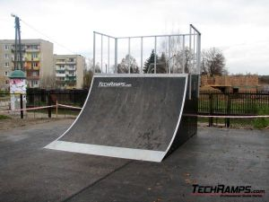 Skatepark w Warce - 12