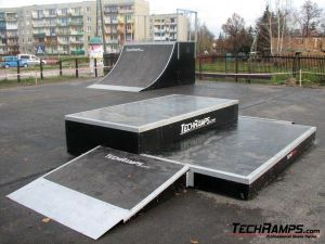 Skatepark w Warce - 15